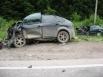 На 38-м километре трассы «Пермь-Екатеринбург» произошло лобовое столкновение «Форда» и «БМВ». В результате аварии водитель «БМВ» и пассажир «Форда» - девушка 1987 года рождения погибли на месте, водитель и ещё один пассажир «Форда» в тяжёлом состоянии был