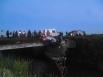 В Пермском районе на 1-м километре трассы «Б.Савино - Н.Муллы» водитель автомобиля ВАЗ-21102 превысил безопасную скорость движения и на изгибе дороги не справился с управлением. Автомобиль выехал на левую обочину и врезался в железобетонное ограждение, по