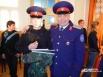 Степан Коршунов познакомился с казачьим сотником и получил форму