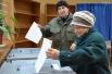 Ростовчане приходили голосовать целыми семьями...