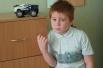 11-летний Славик Лукаш тоже рад новоселью.