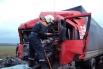 23 сентября в Красносулинском районе при столкновении грузовиков «SCANIA» «КамАЗ» погиб 1 человек