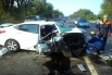 При столкновении «Ваз 2112» с «Hyundai Solaris» один человек погиб, два пострадали