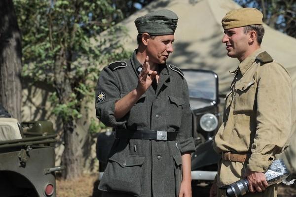 В сражении были задействованы более 300 представителей военно-исторических клубов.