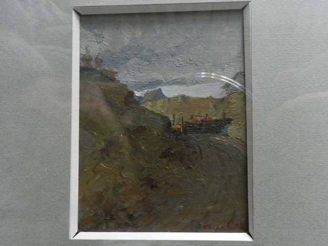 Баррикады за валом. 1942