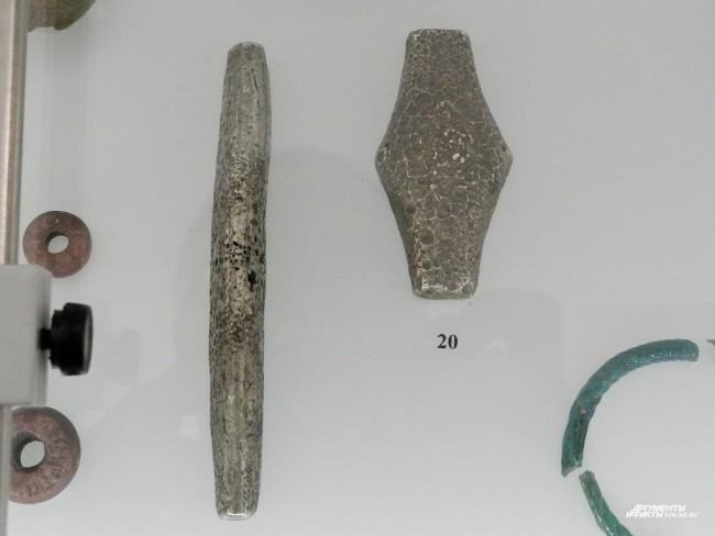 Серебряные гривны - деньги древнерусского города
