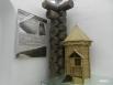 Макет Введенской башни Переяславльского деревянного кремля