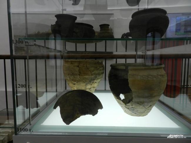 Средневековая керамика