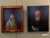 Портреты главы рода Гаврилы Васильевича Рюмина (1751 - 1827) и его супруги. После 1817 года.