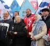 На площади Горького в Нижнем Новгороде запущены часы, которые отсчитывают время до Олимпиады в Сочи