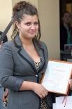 Дарья Попылева, победительница в номинации «Эпоха 2000-х»
