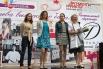Награждение победительницы Ирины Ивановой в номинации «Эпоха 80-х»