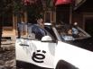 Прохоров сел на переднее пассажирское сиденье