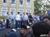 Метро «Горьковская» утром была закрыта на вход из-за праздника