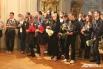 Близкие Георгия Гурьянова пришли в собор проститься с музыкантом