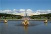 Один из фонтанов Верхнего парка