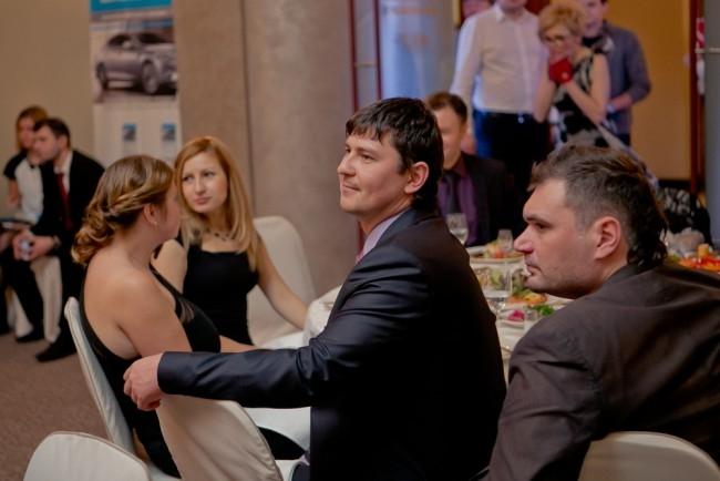Журналисты АиФа за праздничным столом