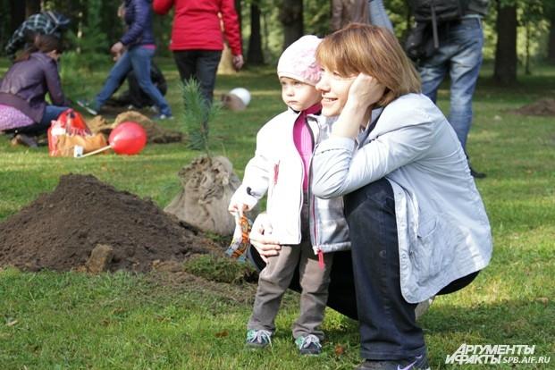 Дети и взрослые наслаждались праздником