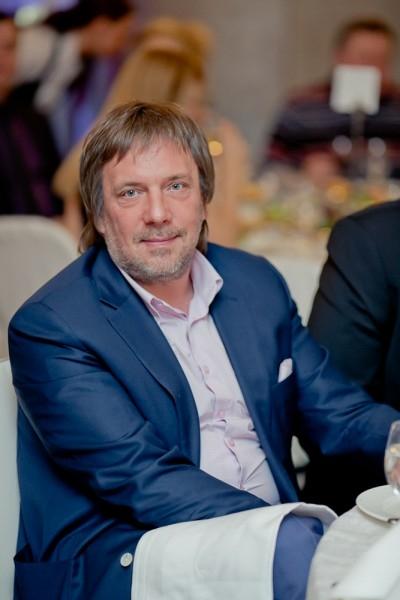 Андрей Боголюбов  председатель совета директоров  компании «Северо-Запад Инвест», победитель в номинации «Новый взгляд на Петербург»