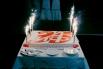 Торт к юбилею АиФа от ресторана «Палкин»