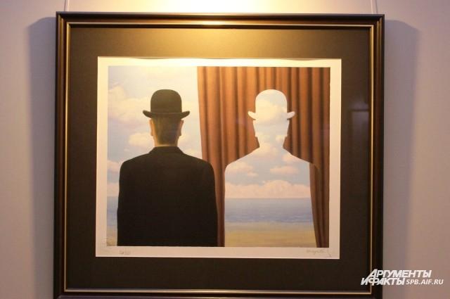 Художник напоминает зрителю о том, что образ предмета — не сам предмет