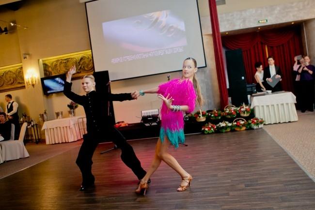 Победители конкурса от ЦДС «Звезда Удачи - 2013» открыли церемонию вручения премии