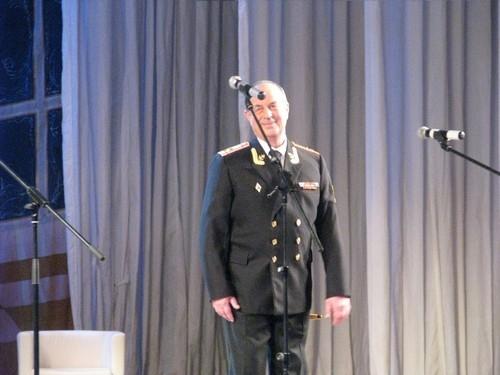 Житель Мурманской области Виктор Журавлев отметил, что душа гусара у него с рождения