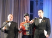 Конкурс «Гусарский водевиль» наши конкурсанты выполнили на «ура». Зал бурно подпевал всем песням участникам.