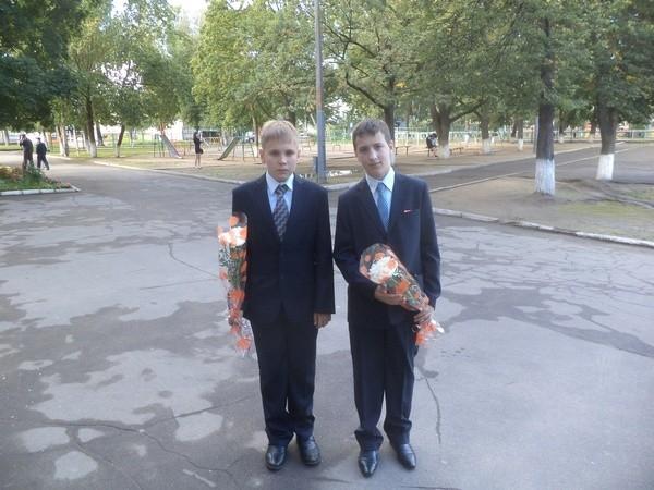 ученики школы № 11