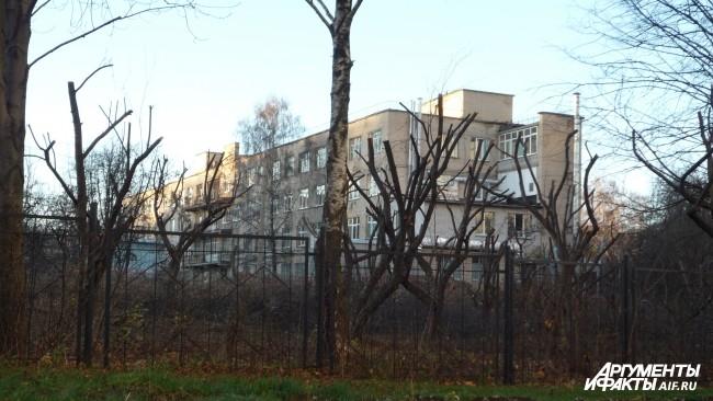 Городская больница № 1 г.Тулы