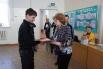 Победителей награждает Директор Областного Центра детско-юношеского туризма и экскурсий Наталья Аредакова.