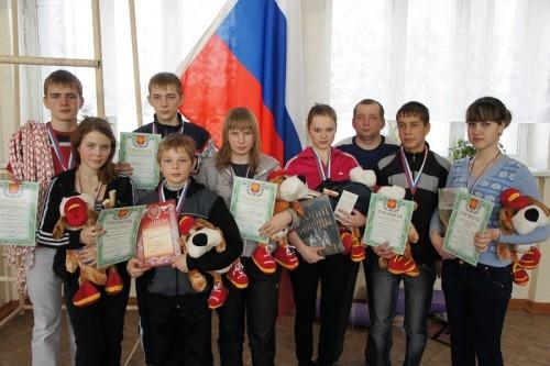 Победители – ребята из Цемзаводской средней школы Сенгилеевского района.