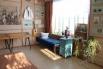 Так сейчас выглядит комната, где жил Александр Матросов.