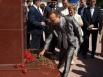 Возложение цветов к памятнику поэта-просветителя  Кул Гали.