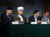 Места в президиуме заняли представители татарского бизнеса, мусульманского духовенства и общественных организаций.