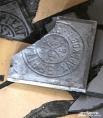 Напольную плитку «выписывали» из Харькова.
