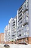 Одно строители не учли: часть цитат наверняка будут скрыты установленными жильцами кондиционерами и спутниковыми тарелками.