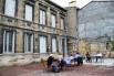 В Бордо выставка проходила в  здании ассоциации местных фотографов.