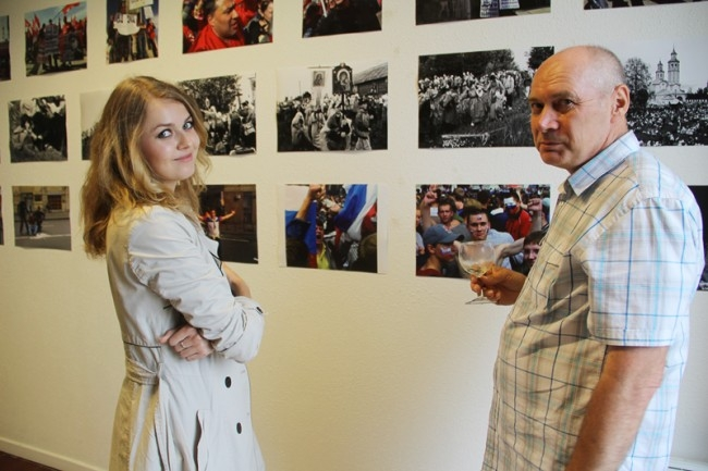 Русские фотографы легко находили общий язык с французскими моделями.