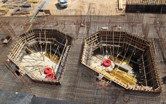 «Активная зона» будет защищена более чем двухметровым слоем бетона.