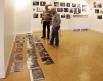 Выставка в Париже состоялась в галерее близ мэрии района Чалле-Мазари
