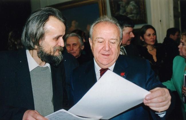 Зураб Церетели ещё в 2003 году одобрил замысел Александра Зинина.