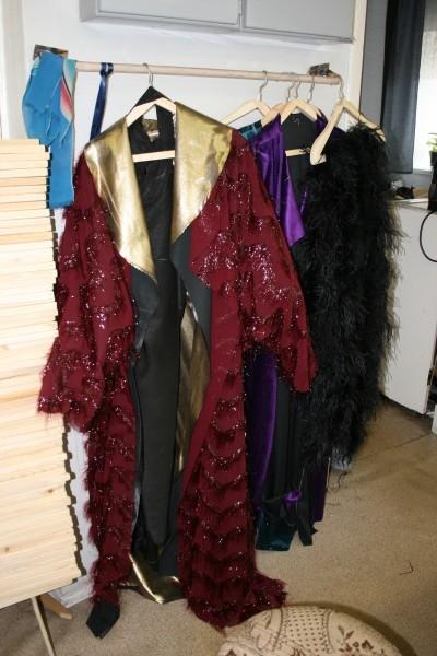 Сейчас в швейных цехах театра готовятся костюмы для новой премьеры