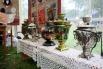 Самовар – неизменный атрибут русских чайных церемоний