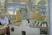 Эта линия - старейшая на всем производстве. На ней выпускают классические пломбирные стаканчики со дня основания фабрики...