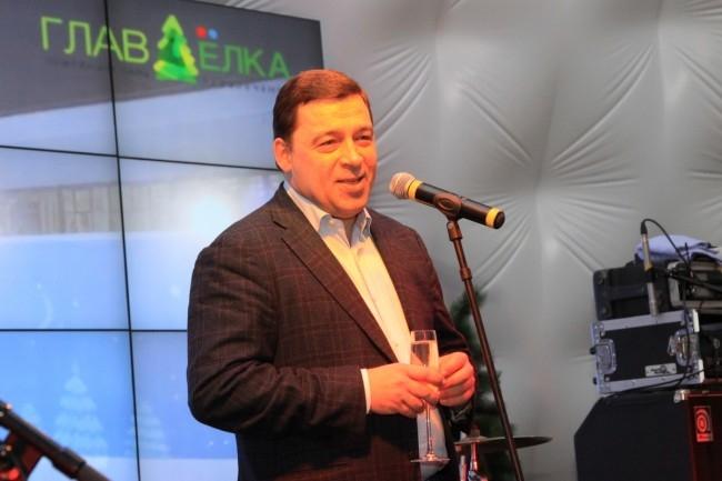 Евгений Куйвашев запомнился собравшимся бодрым, веселым и полным оптимизма!