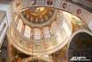 Собор Александра Невского предстал во всем великолепии.