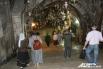 Церковь Успения Богородицы находится у подножья западного склона Елеонской горы. Гробница Богородицы находится под землей. К ней ведет массивная лестница – 48 ступеней.