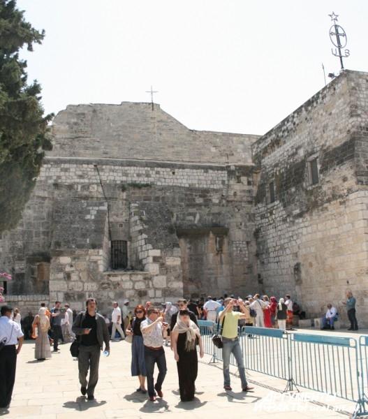 Храм Рождества Христова в Вифлееме.
