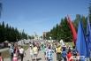 Городские праздники в центральном парке Екатеринбурга неизменно собирают огромное количество уральцев.